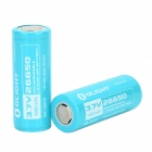 OLIGHT P40 26650 3.7V 4000mAh Rechargeable Li-ion Battery - Light Blue + White (2 PCS)
