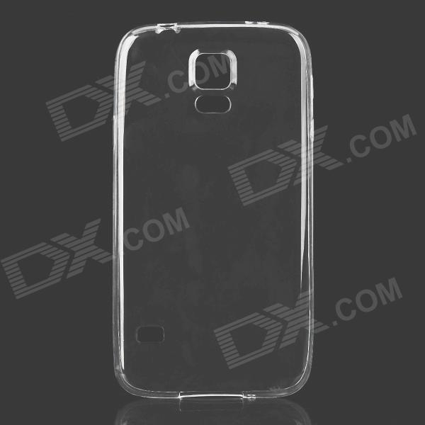 Ultrathin Protective TPU Case for Samsung Galaxy S5 - Transparent аксессуар чехол samsung galaxy a3 2017 cojess tpu 0 3mm transparent