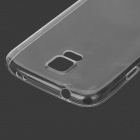 Ultrathin Protective TPU Case for Samsung Galaxy S5 - Transparent
