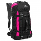 LKLR 423 Outdoor Sports Nylon Backpack - Light Pink + Black (38L)