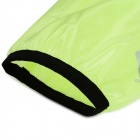 NUCKILY NY0920 ciclismo Dacron transpirable impermeable chaqueta - verde (L)