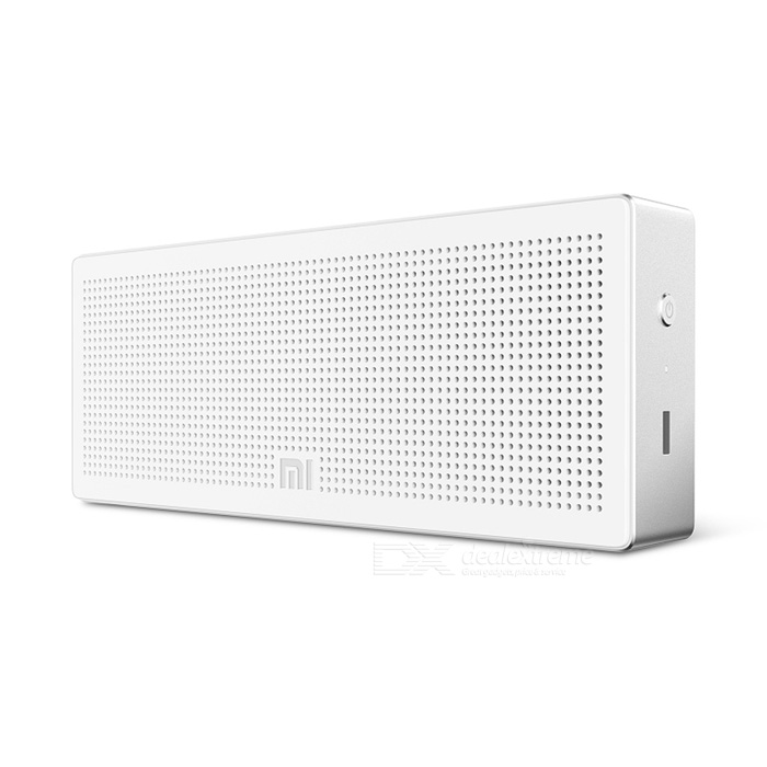 Xiaomi Bluetooth V4.0 Speaker - White + Silver
