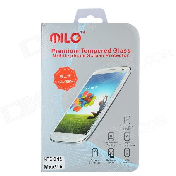 MILO Protective Tempered Glass Screen Protector for HTC Max