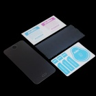Mokin Tempered Glass Screen Protector Guard Film for iPhone 5 / 5S - Translucent Pink