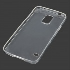 Protective TPU Case for Samsung Galaxy S5 - Transparent