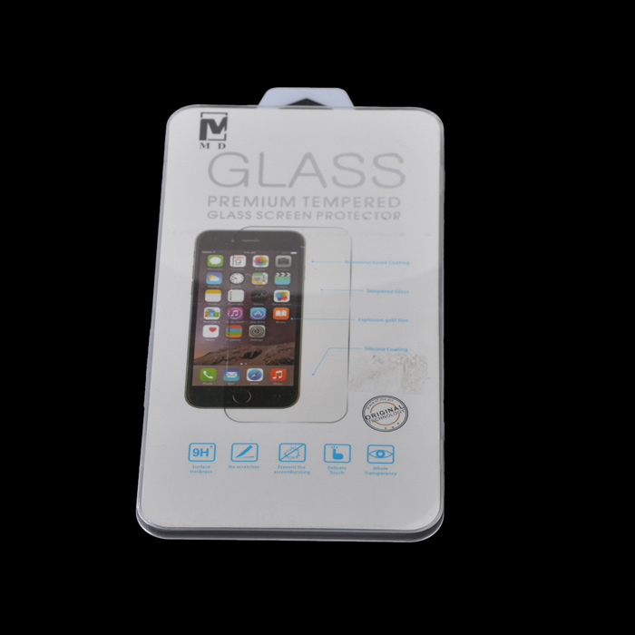Explosion-proof Tempered Glass Screen Protector for LG G2 -Transparent