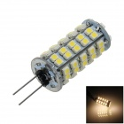 G4 3W 300lm 68 x SMD 1210 LED Warm White Light Car Instrument / Reading Lamp - (DC 12V)