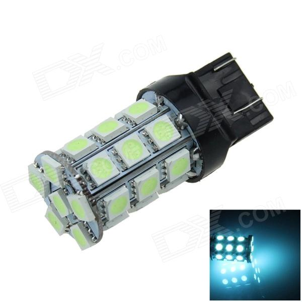 7443 / 7440/T20 6W 540lm 27 x SMD 5050 LED Ice Blue Car Steering / Brake / Backup / Tail Light (12V) 7443 7440 t20 6w 200lm 18 x smd 5050 led yellow car steering brake backup tail light 12v