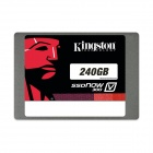 Kingston Digital 240GB SSDNow V300 SATA 3 2.5 with Adapter Solid State Drive SV300S37A/240G