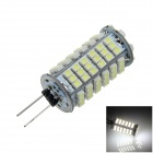 G4 4W 400lm 102 x SMD 1210 LED White Light Car Instrument / Reading Lamp - (DC 12V)