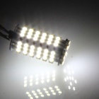 G4 4W 400lm 102-SMD 1210 LED Cold White Light Car Instrument Lamp