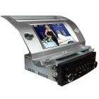 "LsqSTAR 7"" Touch Screen Separate Car DVD Player w/ GPS, AM, FM, RDS, Canbus, 6CDC,AUX for Citroen C4"