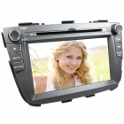 "LsqSTAR 7"" Touch Screen Separate Car DVD Player w/ GPS, AM, FM, RDS, Canbus,6CDC,AUX for Kia Sorento"