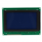 "GDW 4.9"" Microcontroller Development Raspberry Pie LED Backlit Blue LCD for Arduino - (3.5~5V)"