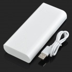 Besiter BST-0137L 11200mAh Mobile Power Source Bank for IPHONE / Samsung + More - White