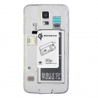 Wireless Charger Receiver for Samsung Galaxy S5 - White