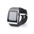 "ESER BT1088 1.55"" OLED Capacitive Screen Multiband Bluetooth V3.0 GSM Smart Watch Phone - Black"