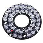 Infrared 36-LED Illuminator Board Plate for 8mm CCTV Security Camera