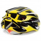 MOON MV29 Casual Outdoor Sports Cycling Bike Helmet - Black + Yellow (Size L)