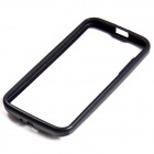 Protective TPU + PC Bumper Frame for Moto X Phone - Black