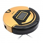 Cleanmate MT103G Original Equipment Manufacture Robot Vacuum Cleaner - Golden + Black (AC 100~220V)