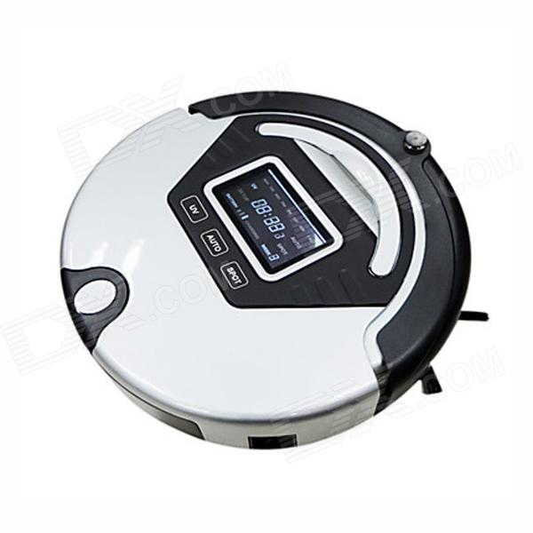 Cleanmate MT103G Original Equipment Manufacture Robot Vacuum Cleaner - Silvery + Black (AC 100~220V) short uv lamp of wp601 accessories of vacuum cleaner