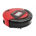 Cleanmate MT103G Original Equipment Manufacture Robot Vacuum Cleaner - Red + Black (AC 100~220V)