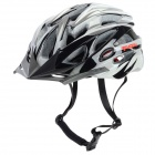 MOON MV-29 Protecgive Outdoor Sports Cycling Bike Helmet - Grey + Black