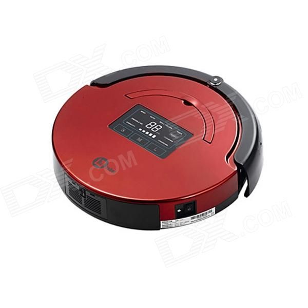 Cleanmate HX21 Robotic Vacuum Cleaner - Red + Black