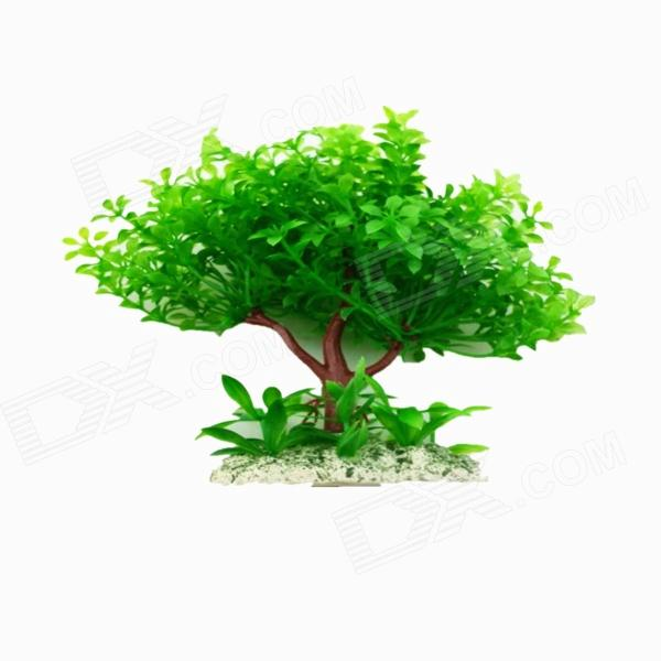E4SH Aquarium Tank Simulation lobule Grasses - Green