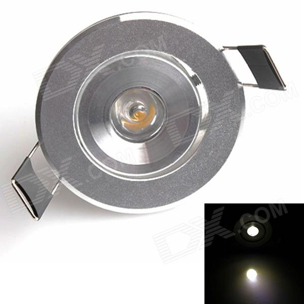 HESION HS02001C 1W 90lm 6500K 1-LED White Ceiling Light / Spotlight - (85~265V)