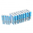 TMMO 1.5V AAA Carbon-Zinc Batteries (40 PCS)