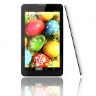 "THTF TD-YS08 7"" Dual Core Android 4.2.2 Dual Standby Tablet PC w/ 1GB RAM, 8GB ROM - White + Black"