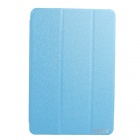 Cube U39GT Protective PU Leather + PC Case Cover Stand for Cube U39GT Tablet PC - Blue