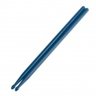 William 7A Anti-slip Nylon Drumsticks for Drumset - Blue (Pair)