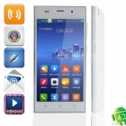 "M3 MTK6582 Ouad-Core Android 4.0.3 GSM Bar Phone w/ 5.0"", Wi-Fi, Dual Network Standby - White"