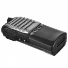 T-588 Handheld Wireless 8W 7.4V 400~480MHz 128-CH Walkie Talkie - Black + Silver + Multi-Colored