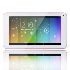 "PORTWOLRD AM731 7"" Dual Core Android 4.2.2 Tablet PC w/ 512MB RAM, 4GB ROM - Red + White"