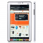 "Pad X2 7"" Dual Core Android 4.2 Tablet PC w/ 256MB RAM, 256MB ROM, Bluetooth - White + Silver"