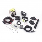 ESER TS-8800 Mini HD Sports DV + RF Wristband Remote Controller Set - Black