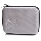 TOZ TZ-GP158GY Protective EVA Camera Storage Bag for Gopro Hero 4/ 3+ / 3 / 2 - Grey