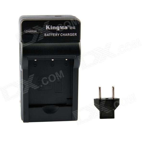Kingma EN-EL19 Battery Charger Kit for CASIO NP120 / Nikon Coolpix S2500, S4300 - Black объектив для фотокамеры nikon s2600 s3100 s4100 s4150