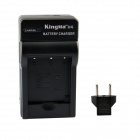 Kingma EN-EL19 Battery Charger Kit for CASIO NP120 / Nikon Coolpix S2500, S4300 - Black