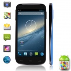 "BLUBOO X1 Quad-Core Android 4.2 WCDMA Bar Phone w/ 5.0"" IPS, GPS, Wi-Fi, FM, Bluetooth - Blue"