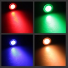 4 Color 3W Concert Party Multifunction LED Torch Ultra Brightness Hand Light Stick (3 x AAA)