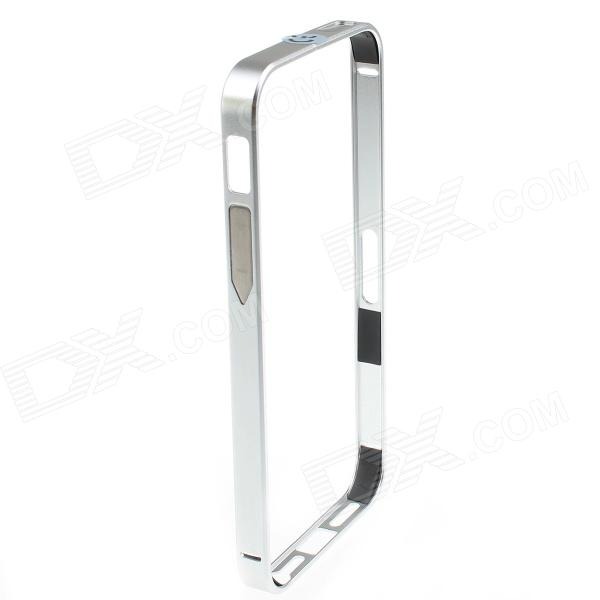 MXT Protective Aluminum Bumper Case for IPHONE 5 / 5S - Silver