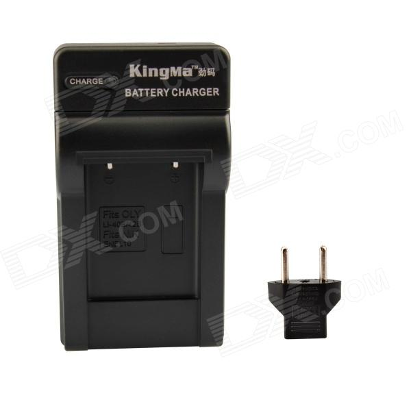 Kingma EN-EL10 Camera Battery Charger w/ EU Plug Adapter for Nikon / FUJI / Olympus / Kodak / Pentax