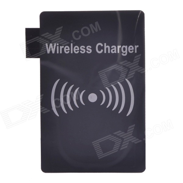Qi Wireless Charger Receiver for Samsung Galaxy Note 3 / N9006 - Black