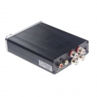 FX FX502A 50W x 2 Hi-Fi 2-Channel Digital Power Amplifier - Silver + Black (100~240V)