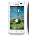 "HUAWEI U8825D Capacitive 4.0"" Touch Screen Android 4.0 Bar Phone w/ / Wi-Fi / Bluetooth - White"
